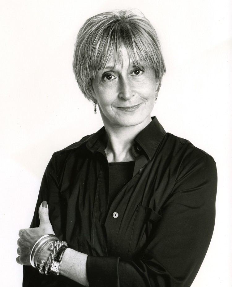 Twyla Tharp Acclaimed dancer and choreographer Twyla Tharp speaks in