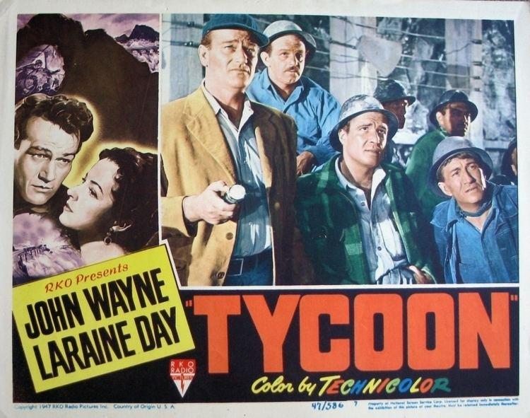 La grande conquista Tycoon 1947 70millimetri