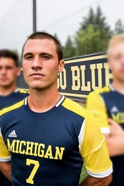 Tyler Arnone The Communicator Michigan Midfielder Follows MLS Dream