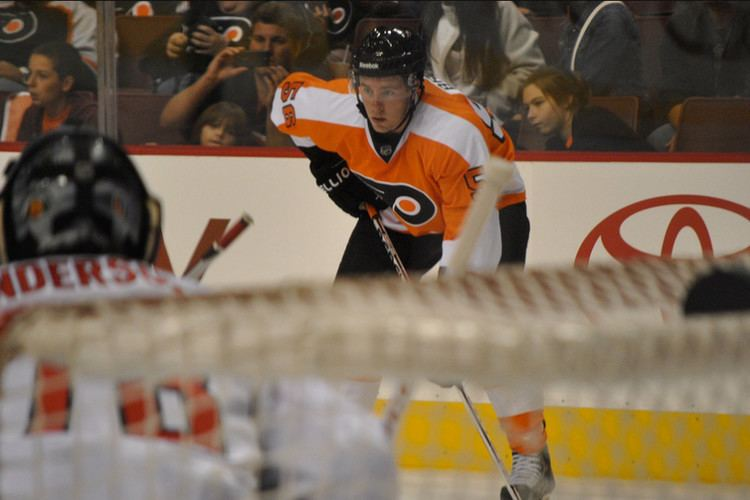 Tyler Brown Philadelphia Flyers Top 25 Under 25 23 Tyler Brown Broad Street