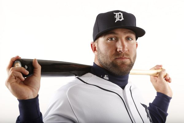 Tyler Collins Tyler Collins Photos Detroit Tigers Photo Day Zimbio