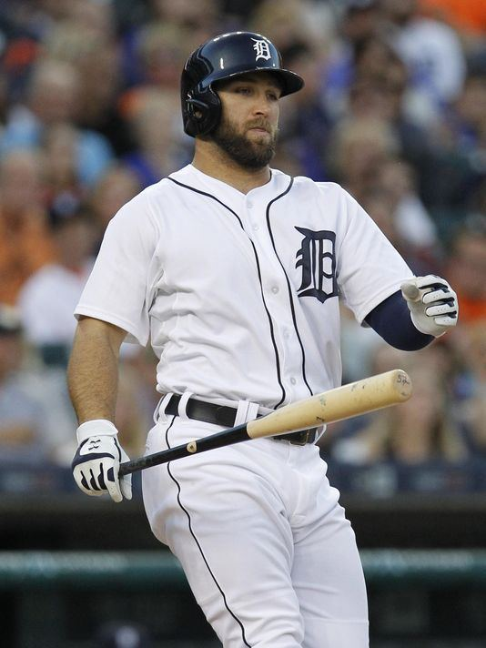 Tyler Collins (baseball) Tigers39 Tyler Collins left with chance to win keep