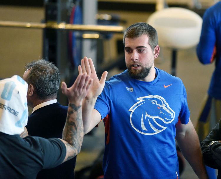 Tyler Horn Former Boise State defensive end Tyler Horn gets tryout with Kansas