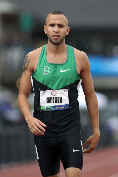 Tyler Mulder Tyler Mulder Pictures 2012 US Olympic Track amp Field