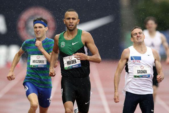 Tyler Mulder Tyler Mulder Photos 2012 US Olympic Track amp Field Team