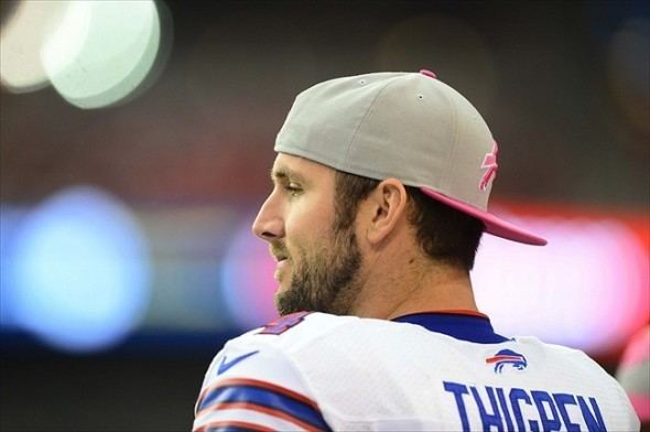 Tyler Thigpen Cleveland Browns expected to meet with Tyler Thigpen
