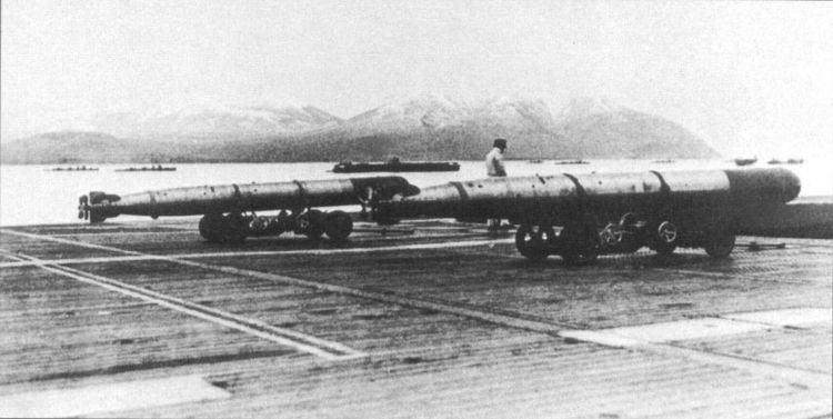 Type 91 torpedo