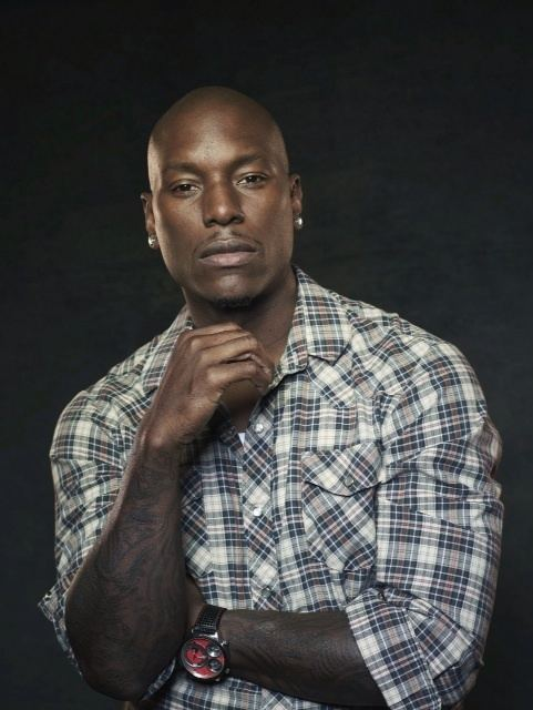 Tyrese Gibson Tyrese Gibson Shakes Finger At Media and Blogs Who