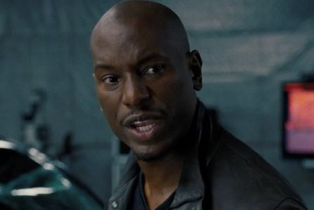 Tyrese Gibson Universal Revs Action Script 39Desert Eagle39 For 39Furious