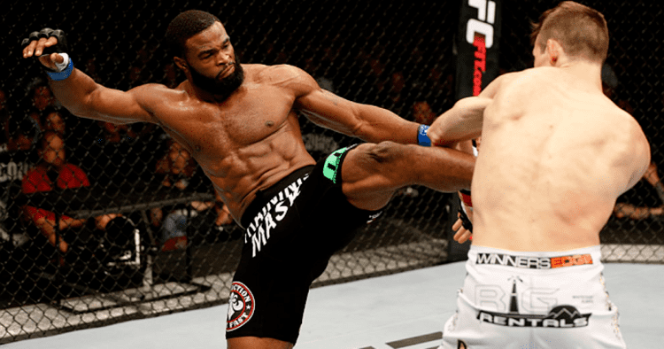 Tyron Woodley Tyron Woodley The Problem and the Solution UFC News