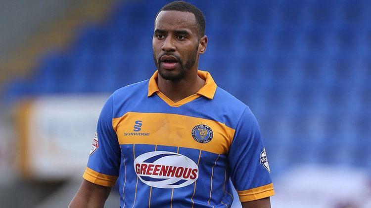 Tyrone Barnett Tyrone Barnett Port Vale Player Profile Sky Sports Football