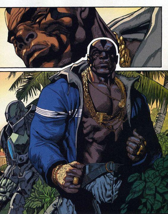 Tyrone Cash Tyrone Cash Character WorldofBlackHeroes
