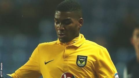 Tyrone Marsh Tyrone Marsh and James Hurst Torquay United sign duo BBC Sport