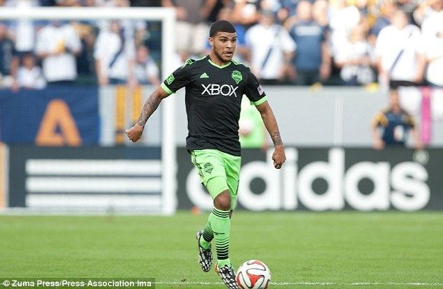 Tyrone Mears Tyrone Mears signs for Seattle Sounders replacing Spurs