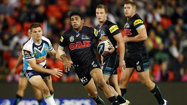 Tyrone Peachey Penrith Panther39s Tyrone Peachey is ready to face his