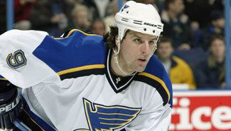 Tyson Nash QampA with Former Blue Tyson Nash St Louis Blues Features