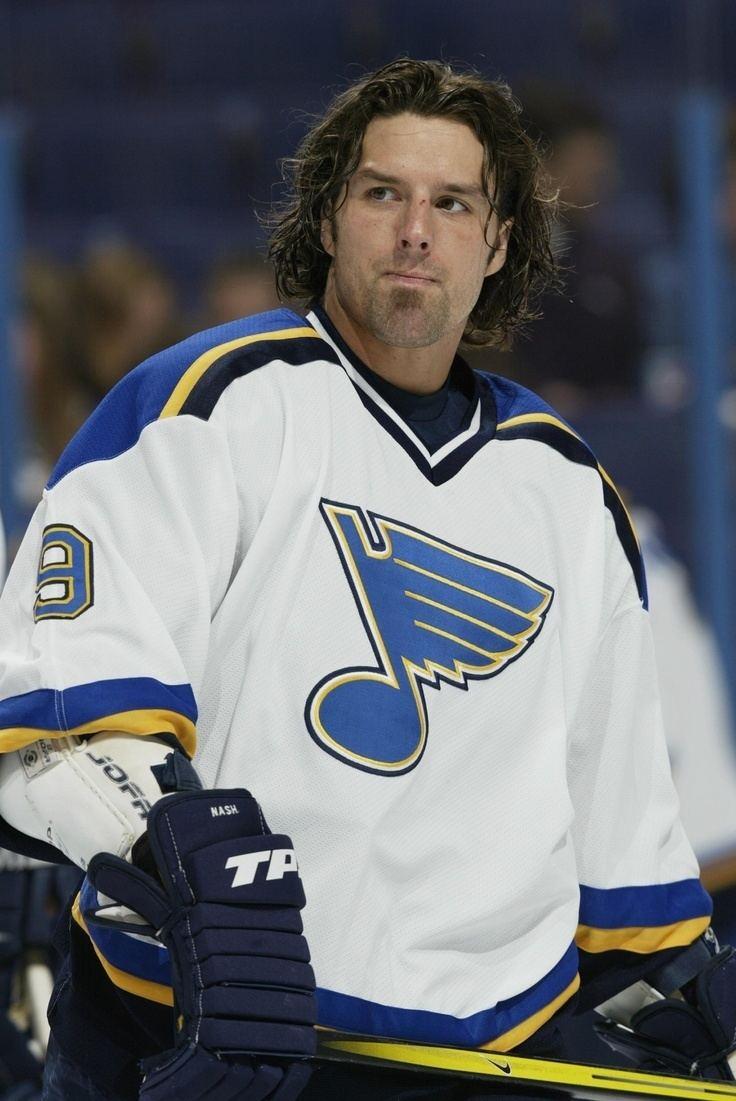 Tyson Nash hockey player St Louis Blues NHL Tyson Nash Hockey