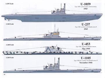 U-boat mstartzman Uboat 4