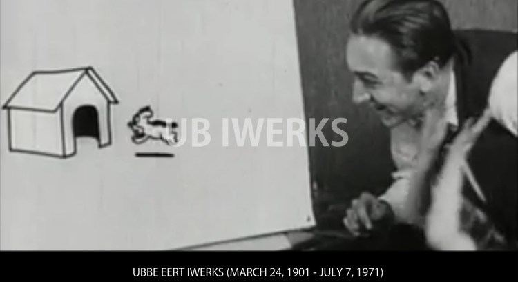 Ub Iwerks Ub Iwerks Bios of famous people in movies animation Wiki Videos