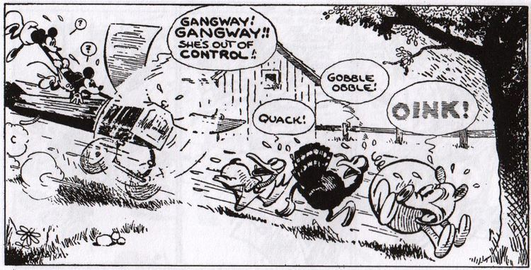 Ub Iwerks Ub Iwerks Lambiek Comiclopedia