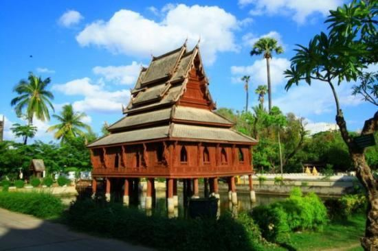 Ubon Ratchathani Province Tourist places in Ubon Ratchathani Province
