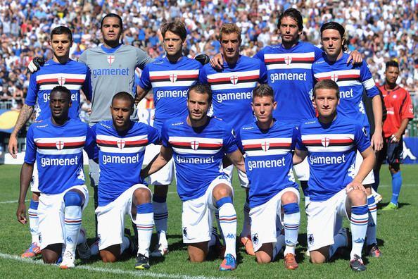 U.C. Sampdoria UC Sampdoria Football Teams EU