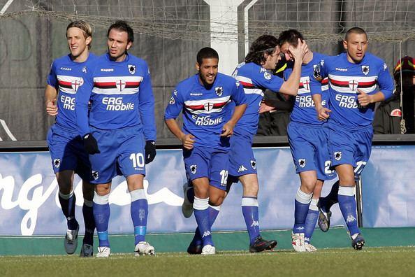 U.C. Sampdoria UC Sampdoria Zimbio