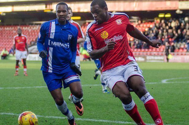 Uche Ikpeazu Updated Shock for Crewe Alex as loan star Uche Ikpeazu