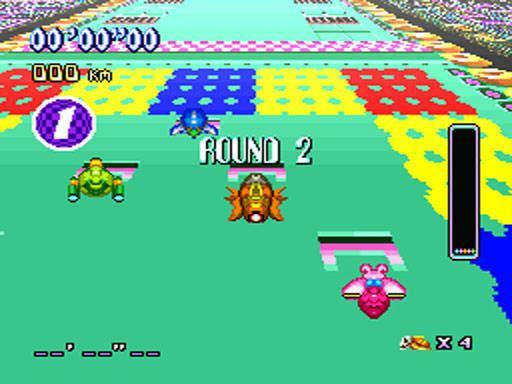 Uchuu Race: Astro Go! Go! Uchuu Race Astro Go Go User Screenshot 5 for Super Nintendo