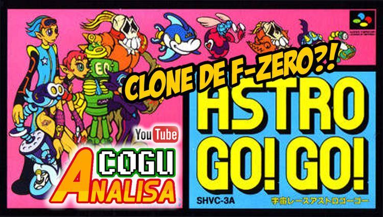 Uchuu Race: Astro Go! Go! Cogu Analisa 15 Uchuu Race Astro Go Go SNES Cogumelando