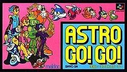 Uchuu Race: Astro Go! Go! httpsuploadwikimediaorgwikipediaenthumb6