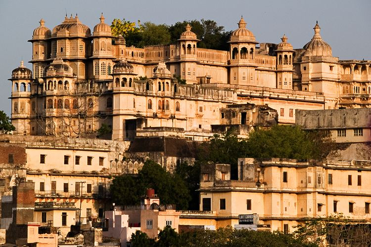 Udaipur in the past, History of Udaipur
