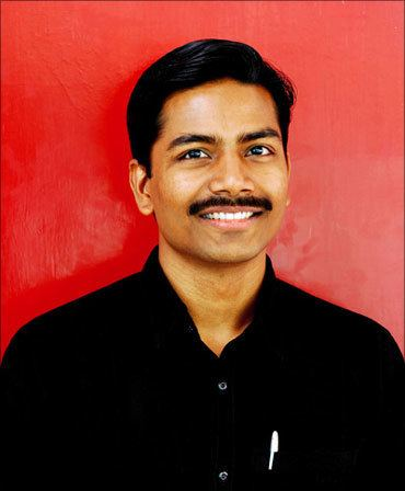 Udaya Kumar (designer) Meet the man who gave India the Rupee symbol Rediffcom