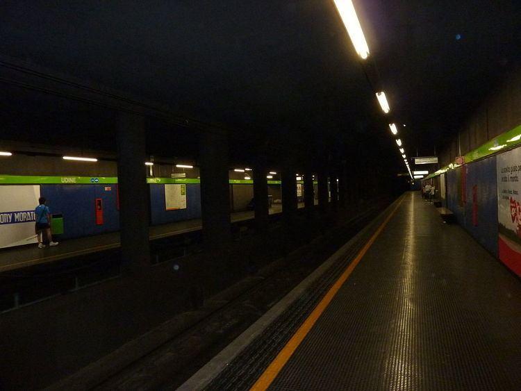 Udine (Milan Metro)