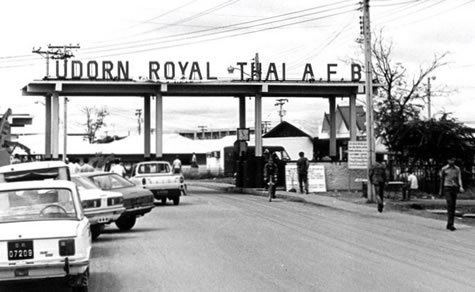 Udorn Royal Thai Air Force Base Udorn RTAF Base What the Seabees did do