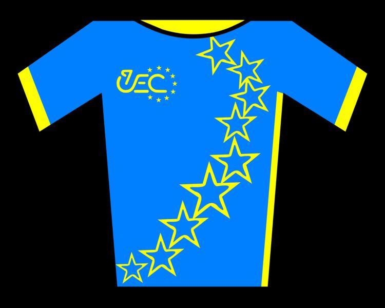UEC European Track Championships – Women's omnium