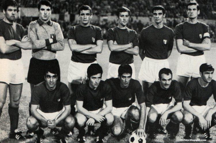 UEFA Euro 1968 UEFA EURO 1968 Dokumentation RUS YouTube