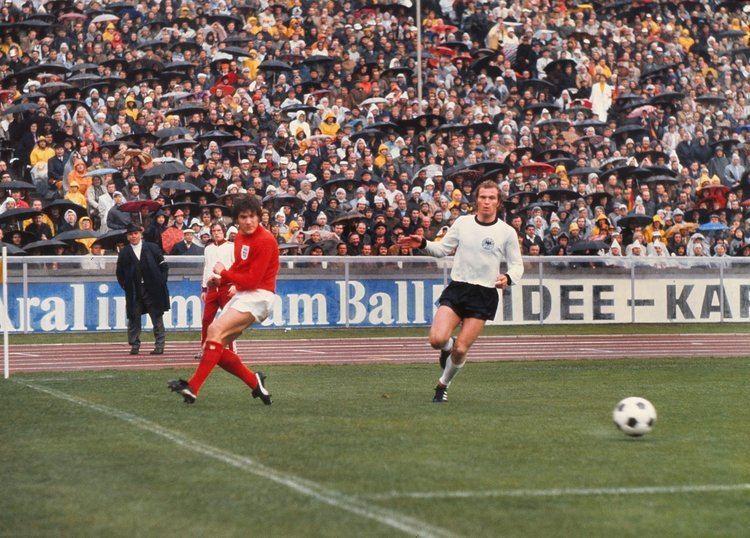 UEFA Euro 1972 IBWM GALLERY2 DEUTSCHLAND BEI DER EURO 72 ES BEGINNT HIER