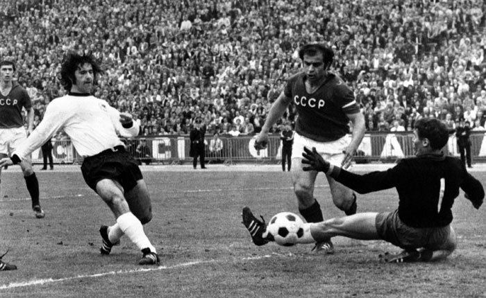 UEFA Euro 1972 UEFA Euro Cup Past Winners Photo Gallery