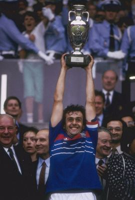 UEFA Euro 1984 Platini set for second Uefa term Al Jazeera English