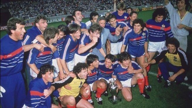UEFA Euro 1984 UEFA EURO 1984 History UEFAcom