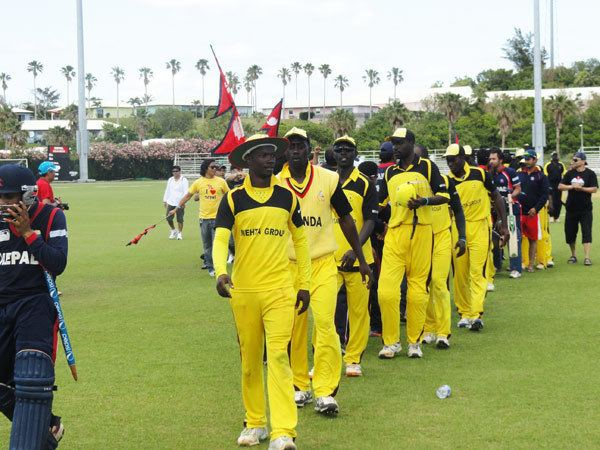 Uganda national cricket team wwwredpeppercougwpcontentuploads201409Ari