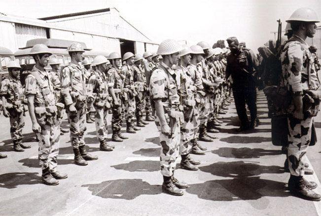 Uganda-Tanzania War - Alchetron, The Free Social Encyclopedia