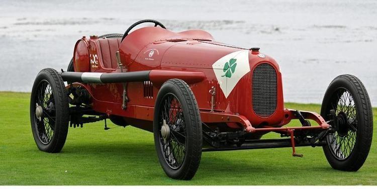 Ugo Sivocci Ugo Sivocci The First Man to Drive For Ferrari