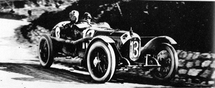 Ugo Sivocci Antonio Ascari The First Racing Ascari