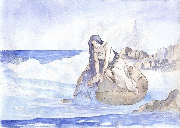 Uinen Uinen the Lady of the Seas by Kethwyn2013 on DeviantArt