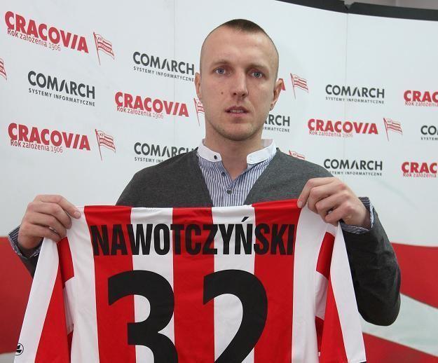 Łukasz Nawotczyński ukasz Nawotczyski Sportowa Cracovia Nieoficjalna witryna