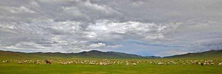 Ulan Bator Beautiful Landscapes of Ulan Bator