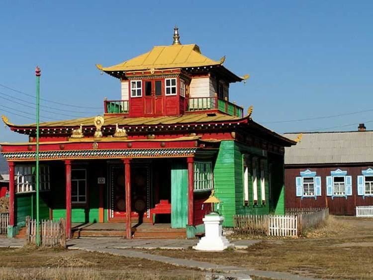 Ulan Ude in the past, History of Ulan Ude