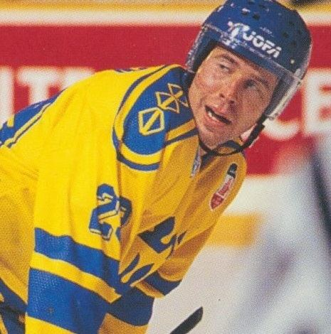 Ulf Dahlén NHLveteranen frn stersund Old School Hockey Ulf Dahln